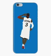 Allen Iverson Hand To Ear  iPhone Case