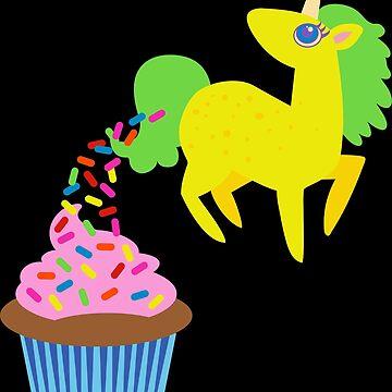 Where Cupcake Sprinkles Come From by DavidAyala
