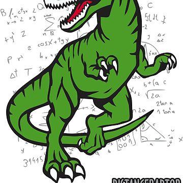 Velociraptor Math by DavidAyala