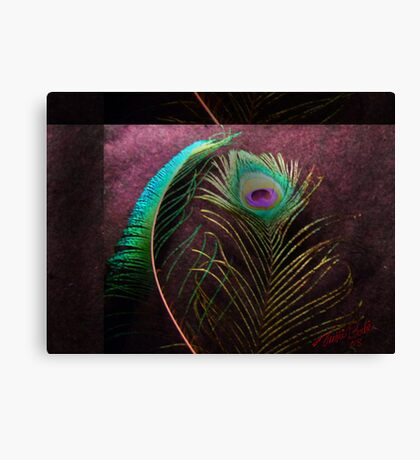 Humble Thoughts Canvas Print