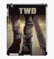 TWD, Negan Lucille Comic iPad Case/Skin