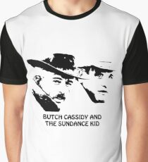 butch cassidy1 Graphic T-Shirt