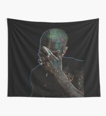 Neon Frank Wall Tapestry