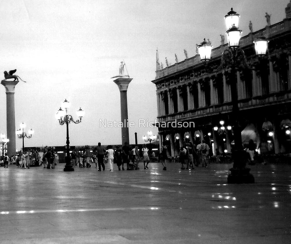 St Marks Square by Natalie Richardson