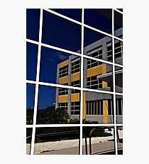 Tax Office  Photographic Print