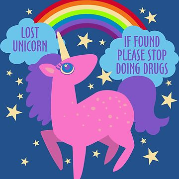 Lost Unicorn by DavidAyala