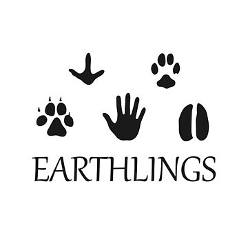 Earthlings Animal Paws  by VeganDesigner