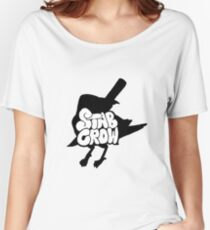 Stab Crow Women's Relaxed Fit T-Shirt