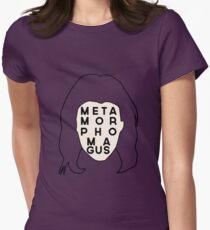 METAMORPHOMAGUS Womens Fitted T-Shirt