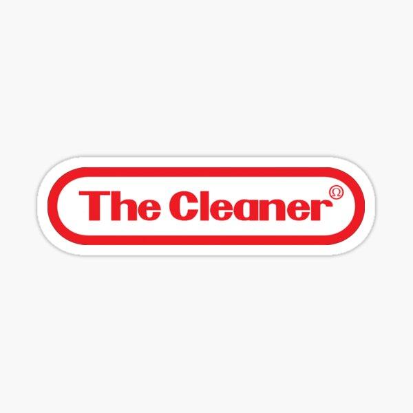 NinCleaner Sticker