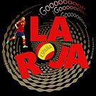 La Roja 2017 by Dulcina