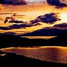 Sunrise by Jódís Eiríksdóttir