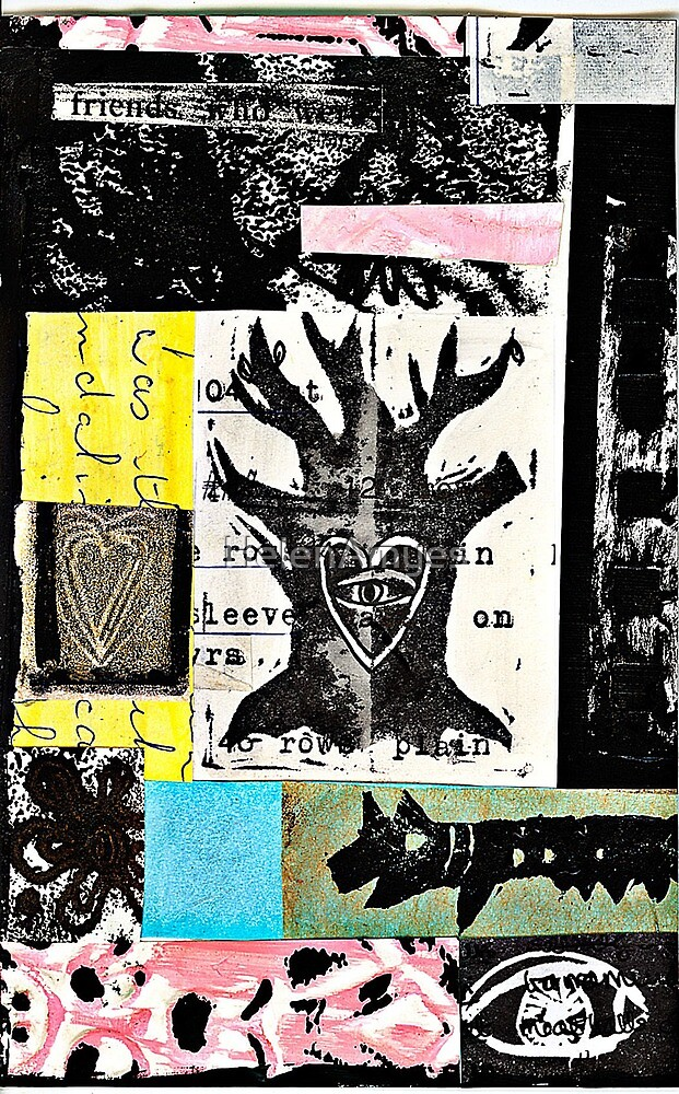 wisdom tree by HelenAmyes