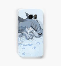 It's His Time, Not Yours Samsung Galaxy Case/Skin