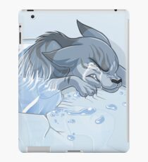 It's His Time, Not Yours iPad Case/Skin