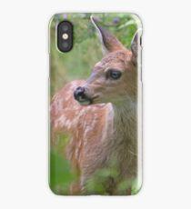 Precious Fawn  iPhone Case/Skin