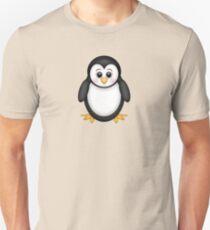 Cute 3D Penguin Unisex T-Shirt