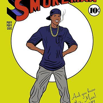 Smokeman by salamincheese