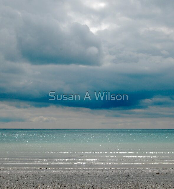 The South Sea by Susan A Wilson