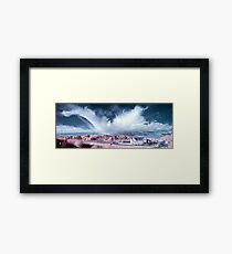 The Cloud Rider Framed Print