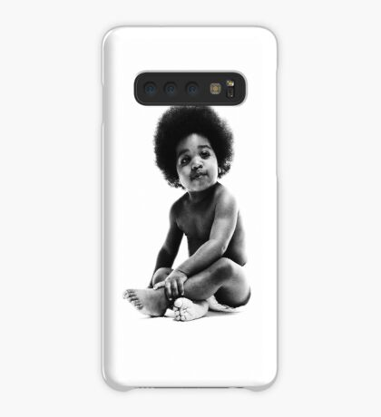 Ready to Die Notorious BIG replica baby print Case/Skin for Samsung Galaxy
