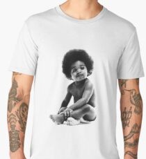 Ready to Die Notorious BIG replica baby print Men's Premium T-Shirt