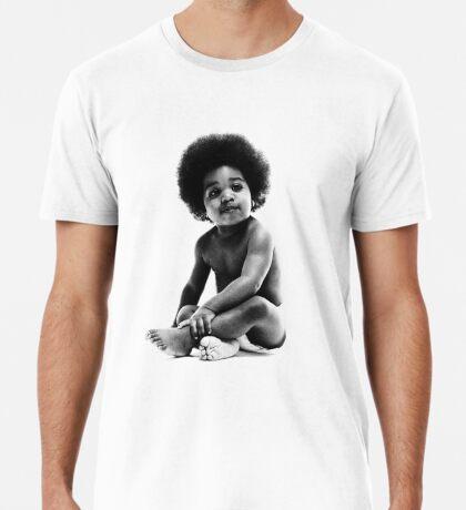 Ready to Die Notorious BIG replica baby print Premium T-Shirt