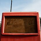 Red box by Mark E. Coward