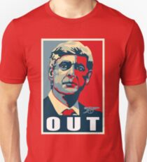 wenger out Unisex T-Shirt