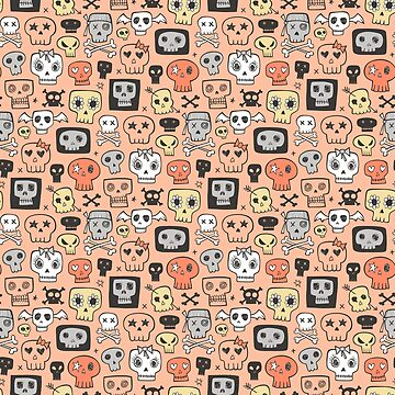 Skulls by CajaDesign