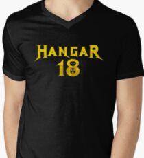 Hangar 18 Men's V-Neck T-Shirt