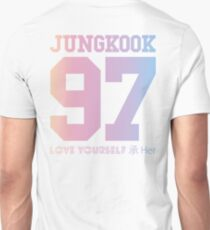 Bangtan Boys (BTS) Jungkook 'Love Yourself' T-Shirt