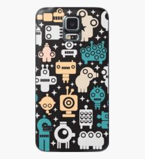Robots Case/Skin for Samsung Galaxy