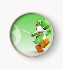 Yoshi Adventure Clock