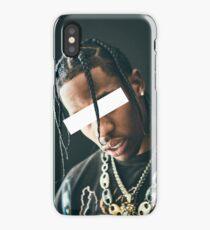 Travis no eyes iPhone Case/Skin