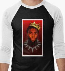 Black Panther -Notorious B.I.G.  Men's Baseball ¾ T-Shirt