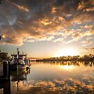 Ps Oscar W - Mannum  by Dave  Hartley