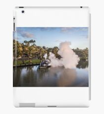 Ps Oscar All steamed out iPad Case/Skin