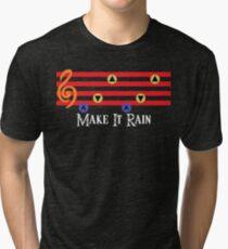Make It Rain Tri-blend T-Shirt