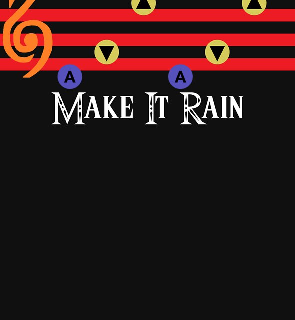 Make It Rain by TheManorexic