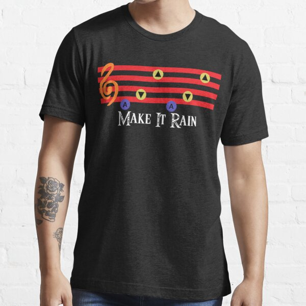 Fais qu'il pleuve T-shirt essentiel