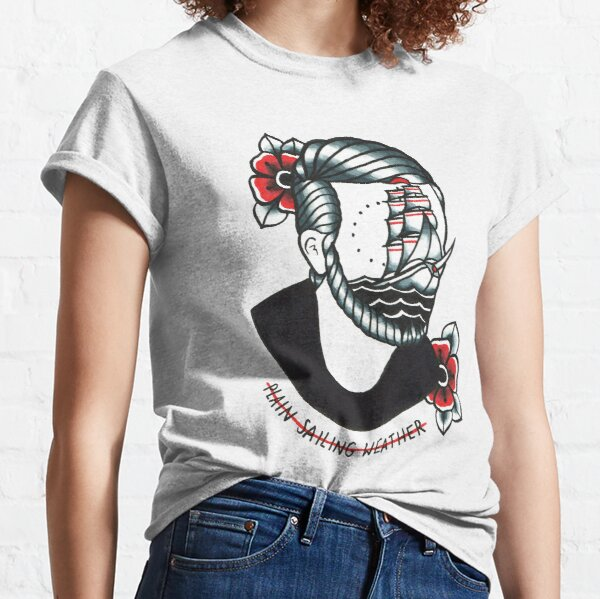 Plain Sailing Weather Classic T-Shirt