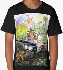 Sam & Max Long T-Shirt