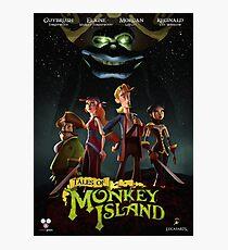 Monkey Island 5  Photographic Print