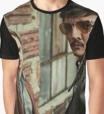 pedro pascal Graphic T-Shirt