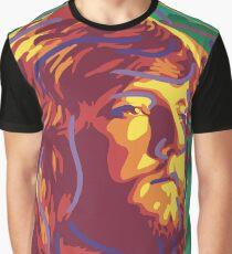 Pop Mik Kaminski Graphic T-Shirt