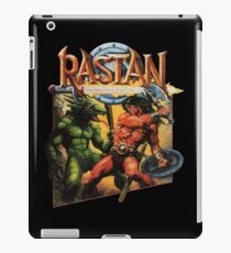 Rastan iPad Case/Skin
