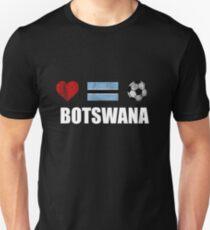 Botswana Football Shirt - Botswana Soccer Jersey T-Shirt
