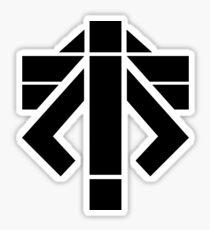 XCOM 2 ADVENT Logo Sticker