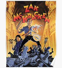Zak McKracken Poster